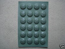 WWI WW1 imperial German buttons set 18,9 mm