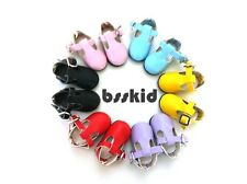 New Arrival Blythe Pullip Lati Yellow BJD 6 pairs Doll Shoes T-Strap Colorful