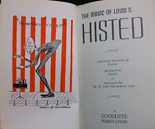 The Magic of Louis S. Histed edited by Fabian