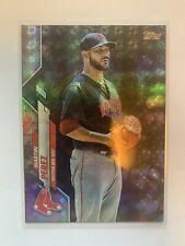 2020 Topps Martin Perez 444 Foilfractor 1/1 One of One Red Sox card