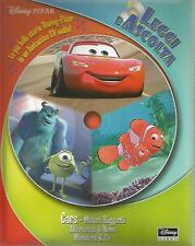 X42 Leggi e ascolta Cars Motori Ruggenti Alla ricerca di Nemo Monsters 2007