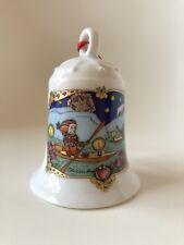 ★☆Hutschenreuther Porzellan Weihnachtsglocke 1980 Motiv: Grönland Eisbär☆★
