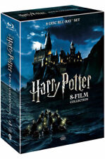 Harry Potter 8-Film Collection BLU-RAY Box Set