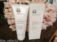 NuSkin Nu Skin Sunright Face & Body Sunscreen sunblock SPF 50/PA+++ 3.4oz