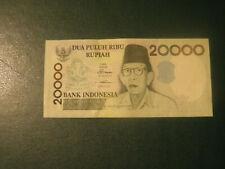 Indonesia banknote 20000 Rupiah 1998 !!!!!