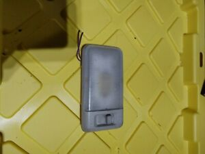 1999-2004 Land Rover Discovery II Interior Overhead Roof Dome Map Light Lamp OEM