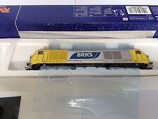Roco 62836 - Locomotiva diesel ER20 Dispolok BRKS Digital Lenz