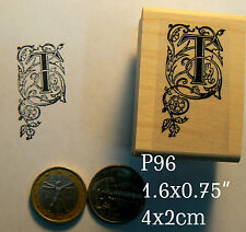 P96 calligraphy letter T