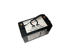 Ohmmu Group 31 Deep Cycle Advanced Lithium Battery