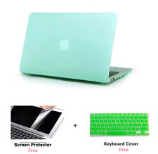"""Rubberized Case Cover Keyboard Skin for Apple MacBook air Pro 11 13 15 16"""" inch"""