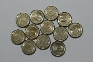 Thailand 2 Baht BE2529 (1986), International Year of Peace LOT B36 ZF13