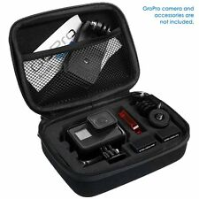 GoPro Hero 5 Protective Carrying Case Bag Lens Screen Protectors + Accessories