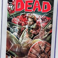 The Walking Dead #1 (Wizard World Philadelphia Edition) Clay Mann Cover 9.8 CGC