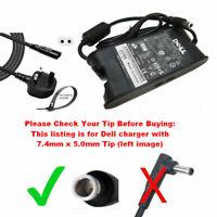 GENUINE Charger for Dell Latitude E4300 E6400 Laptop Adapter + LEAD POWER CORD