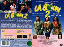 La Boum II - Die Fete geht weiter mit Claude Brasseur, Brigitte Fossey - DVD