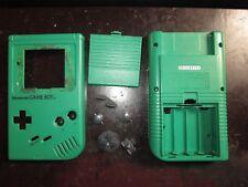 Guscio + sportello batterie + tasti GAME BOY CLASSIC verde ORIGINALE NINTENDO
