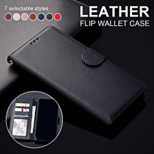 Cover for iPhone 11 Pro XR XS Max 8 7 6s Plus Magnetic Folio Leather Wallet Case