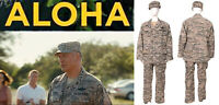 Alec Baldwin/General Dixon Outfit worn in ALOHA, complete w/Wardrobe Tag and COA