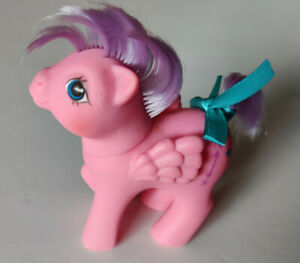 G1 My Little Pony  First Tooth BABY NORTH STAR Vintage MLP 1980's FT Pegasus CB