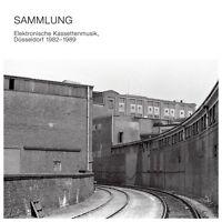 SAMMLUNG - ELEKTRONISCHE KASSETTENMUSIK  VINYL LP NEU