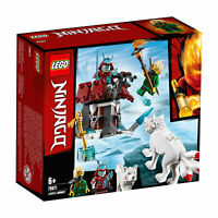 70671 LEGO Ninjago Lloyd's Journey Set with Minifigure & Wolf 81 Pieces 6 Years+