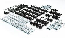 Verkleidungsschrauben Peugeot Vivacity 3 Schrauben Set 50 Klemmen Vario schwarz