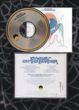 CD The EAGLES On The Border 1974 Asylum label