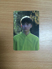 SMTOWN COEX ARTIUM OFFICIAL D.O PHOTOCARD FROM EXODUS SET CARD EXO-M EXO-K