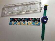 Camel reloj pulsera unisex-usado rara vez-se en embalaje original