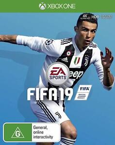 FIFA 19 XBOX One, NEW SEALED GENUINE AUSTRALIAN RELEASE