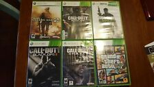 Xbox 360 Games Bundle (Call of Duty, Grand Theft Auto V)