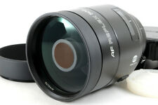 MINOLTA AF REFLEX 500mm F8 For SONY / MINOLTA A-Mount Telephoto From Japan #3813