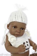 "11"" Boy Reborn puppen baby Simulation baby doll Lifelike Baby Little Baby Doll"