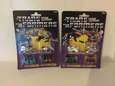 Transformers attivatori RALLY RUMBLE Bumblebee ACTION FIGURE NUOVI//SIGILLATI