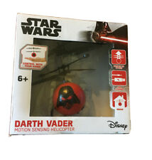 Disney Star Wars Darth Vader Motion Sensing Helicopter Flying Ball