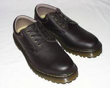 Dr Martens Ashfeld Oxford,Grainy Leather Upper,Air Cushion Sole, Dk Brown,11,New