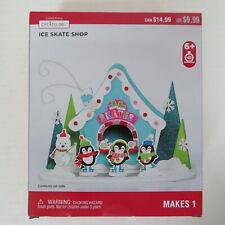 "Nib Creatology ""Ice Skate Shop"" 67 Piece Foam Kit For Ages 6+"