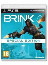 PlayStation 3 : Brink Special Edition Game PS3 VideoGames