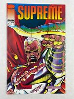 Supreme Issue 2 March 1993 Image Comics