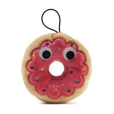 """Kidrobot Yummy World Double Happiness 4"""" Small Plush - Pink Donut"""