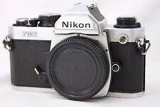 Nikon FM2N SLR Film Camera Body Only **Very Good** #D009d