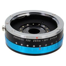 Fotodiox Pro Lens Adapter Canon EOS EF Lens to Micro Four Thirds With Iris