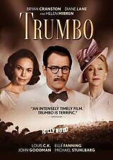 Trumbo (DVD 2016)    BRAND NEW !!!!FREE SHIPPING !!!!!!Sealed