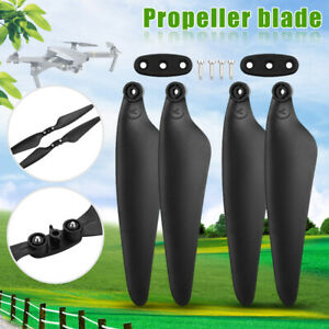 1/2/4 Pair Propellers Blade Spare Part for Hubsan Zino H117S RC Drone Quadcopter