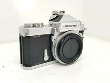 Nikon Nikkormat FTN 35mm SLR Film Camera Body Only