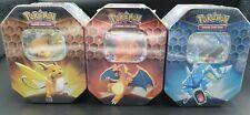 Pokemon Verborgenes Schicksal Tin Box Set - Glurak, Raichu,Garados OVP deutsch