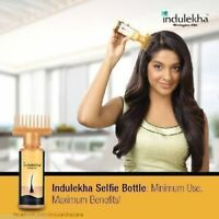 Indulekha Bringha Hair Oil Selfie Bottle 100 ml fast shipping