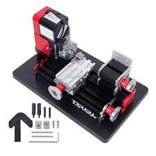 Model Making Mini Metal Motorized Lathe Machine Woodworking Power Tool  DIY