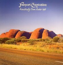 FAIRPORT CONVENTION Acoustically Down Under 1996 UK 180g vinyl LP NEW/SEALED