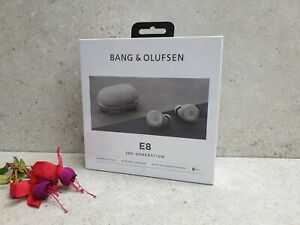 Bang & Olufsen / B&O BeoPlay E8 3rd Gen. Truly Wireless Earphones - Grey Mist